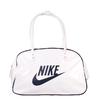 Сумка Nike Heritage Si Shoulder Club белая с черным - фото 1