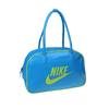 Сумка Nike Heritage Si Shoulder Club голубая с желтым - фото 1
