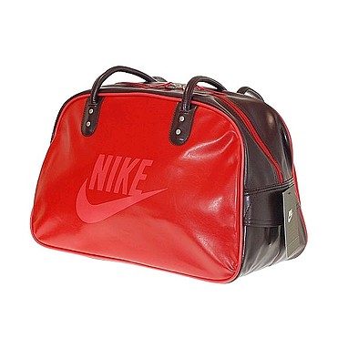 Сумка Nike Heritage Si Shoulder Club красная