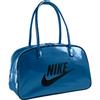 Сумка Nike Heritage Si Shoulder Club синяя с черным - фото 1
