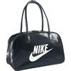 Сумка Nike Heritage Si Shoulder Club черная с белым - фото 1