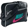 Сумка Nike Heritage Si Track Bag черная - фото 1