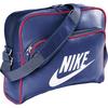 Сумка Nike Heritage Si Track Bag синяя - фото 1