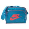 Сумка Nike Heritage Si Track Bag голубая с красным - фото 1