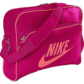Фото 1 к товару Сумка Nike Heritage Si Track Bag розовая