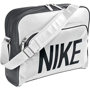 Сумка Nike Heritage Ad Track Bag белая