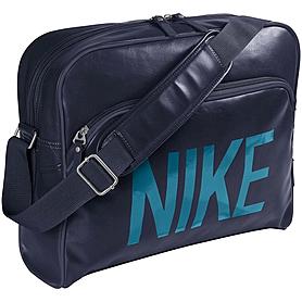 Сумка Nike Heritage Ad Track Bag темно-синяя