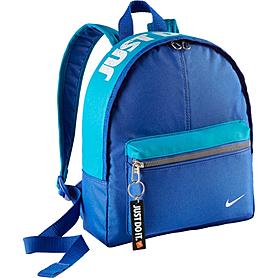 Рюкзак городской Nike Young Athletes Classic Base Backpack синий с голубым