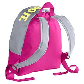 Фото 2 к товару Рюкзак городской Nike Young Athletes Classic Base Backpack розовый с серым