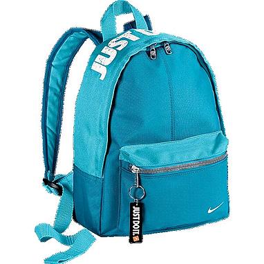 Рюкзак городской Nike Young Athletes Classic Base Backpack голубой
