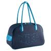 Сумка женская Nike Heritage 76 Print Shoulder Clu темно-синяя - фото 1