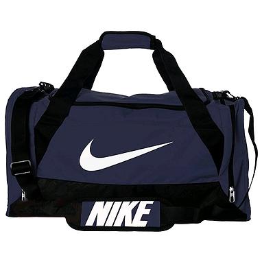 Сумка спортивная Nike Brasilia 6 Duffel Medium темно-синяя