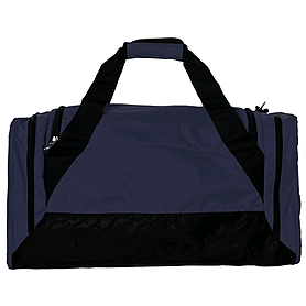 Фото 3 к товару Сумка спортивная Nike Brasilia 6 Duffel Medium темно-синяя
