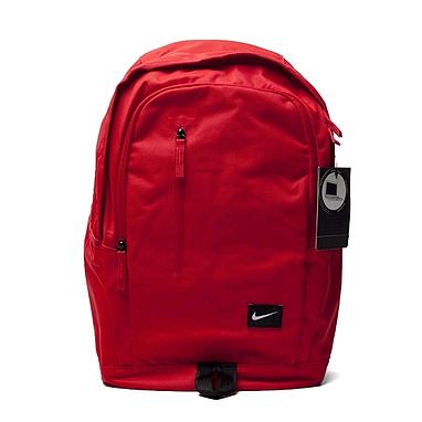 Рюкзак городской мужской Nike All Access Soleday Sol красный