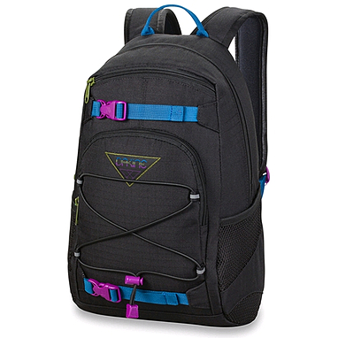 Рюкзак городской Dakine Girls Grom 13 L black ripstop
