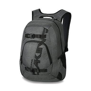 Рюкзак городской Dakine Explorer 26 L carbon