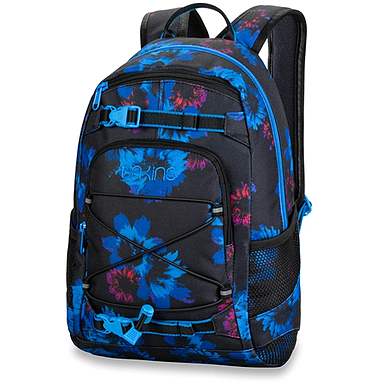 Рюкзак городской Dakine Girls Grom 13 L blue flowers