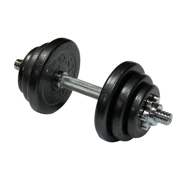 Фото 2 к товару Гантель наборная стальная Newt Home 13,5 кг