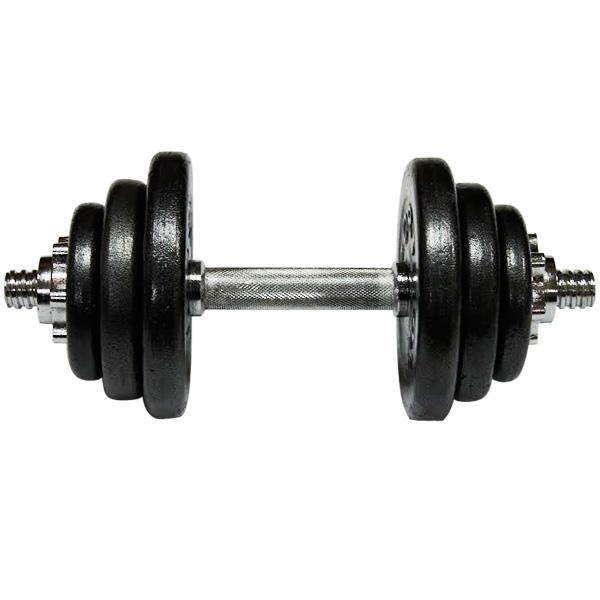 Фото 3 к товару Гантель наборная стальная Newt Home 13,5 кг