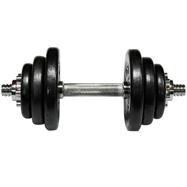 Гантель наборная стальная Newt Home 13,5 кг - фото 3