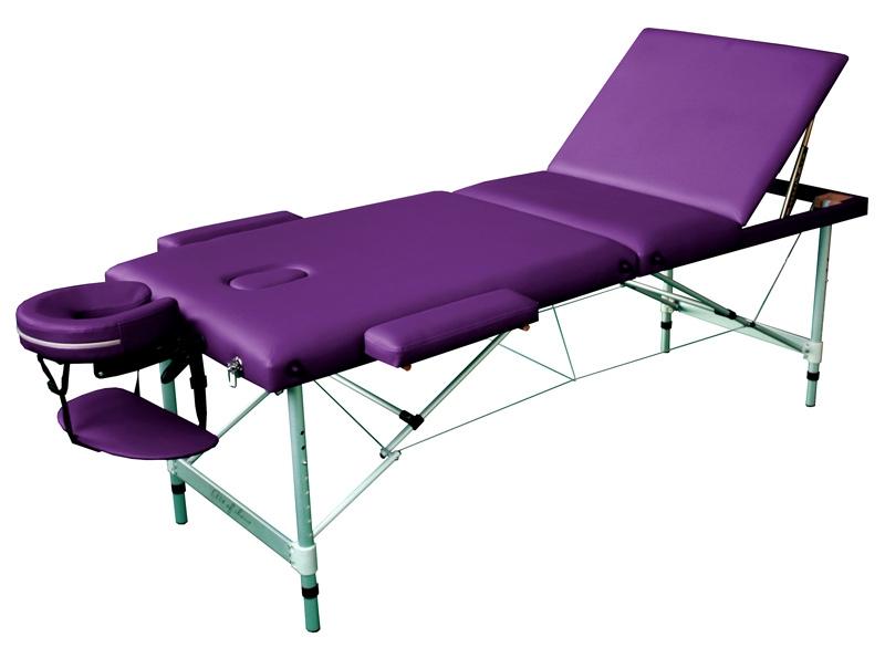 Стол массажный JOY Art of Choice фиолетовый
