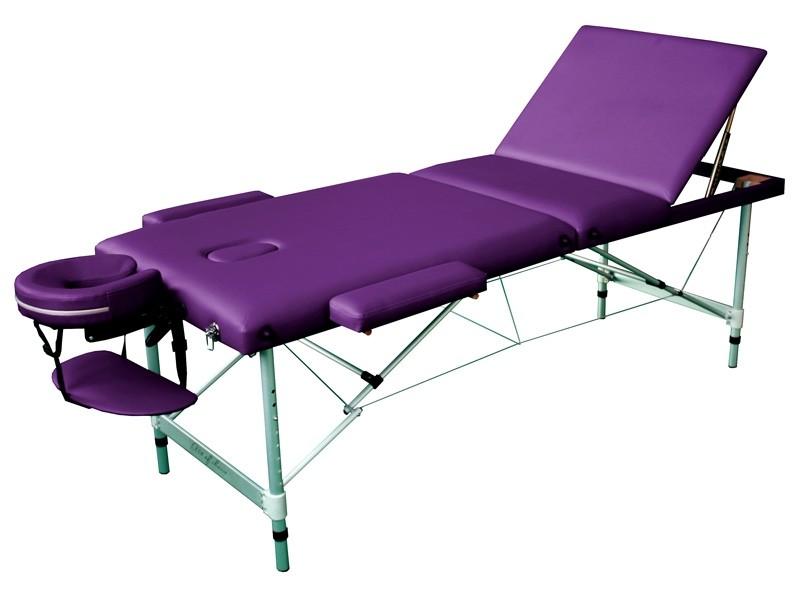 Стол массажный JOY Art of Choice фиолетовый - фото 1
