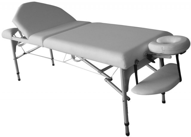 Стол массажный Life Gear Blanche белый - фото 1