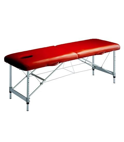 Стол массажный Life Gear Duralite красный