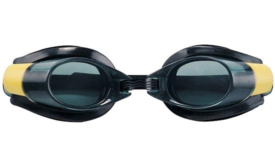 Очки для плавания Bestway 21005 черно-желтые
