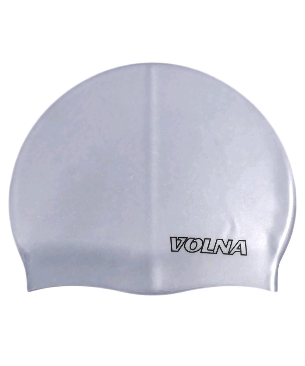 Шапочка для плавания Volna Classic серая - фото 1