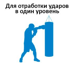 Фото 3 к товару Мешок боксерский Newt Junior Club 95х26 см (кирза)