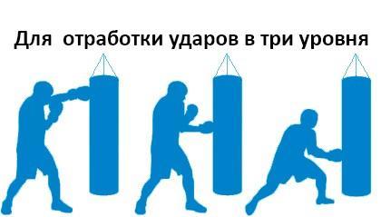 Мешок боксерский Newt Club 100х33 см (кирза) - фото 3