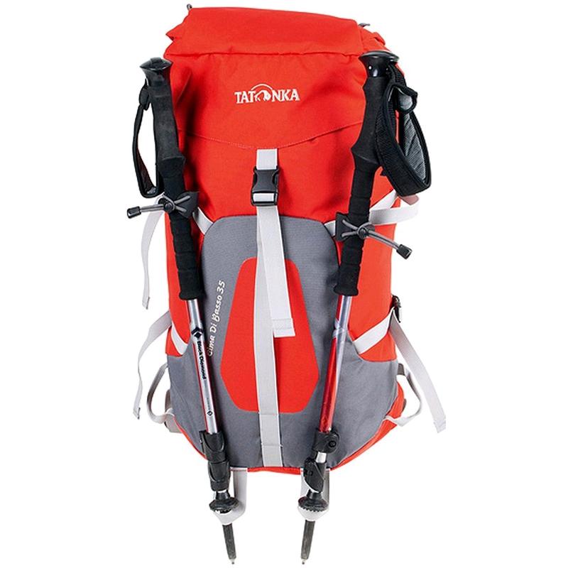 Фото 1 к товару Рюкзак альпинистский Tatonka Cima Di Basso 35 TAT 1491 красный