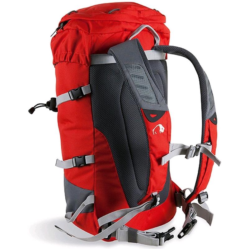 Фото 2 к товару Рюкзак альпинистский Tatonka Cima Di Basso 35 TAT 1491 красный