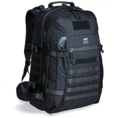 Рюкзак тактический Tasmanian Tiger Mission Pack черный