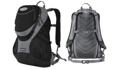 Рюкзак городской Terra Incognita Ventura 22 черный/серый