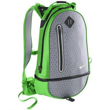 Рюкзак спортивный мужской Nike Cheyenne Vapor Running зеленый