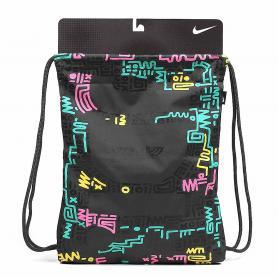 Фото 1 к товару Рюкзак женский Nike Graphic Play Gymsack черный