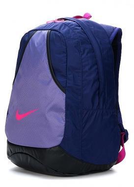 Рюкзак городской женский Nike Varsity Girl Backpack фиолетовый/сиреневый