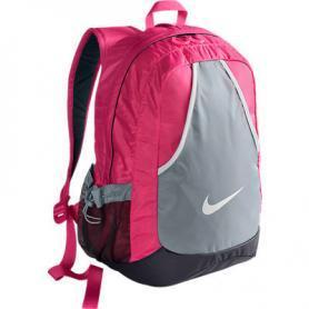 Фото 1 к товару Рюкзак городской женский Nike Varsity Girl Backpack розовый/серый