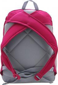 Фото 3 к товару Рюкзак городской женский Nike Varsity Girl Backpack малиновый/серый