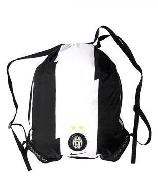 Рюкзак городской Nike Club Allegiance Gymsack черный/белый