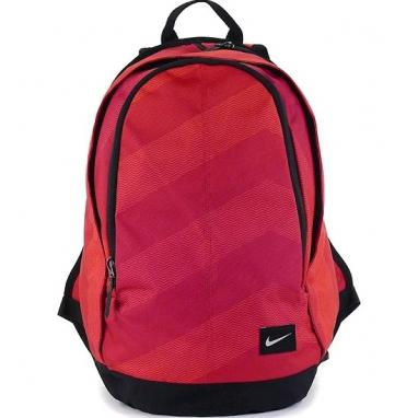 Рюкзак городской Nike Hayward 25M AD Backpack красный