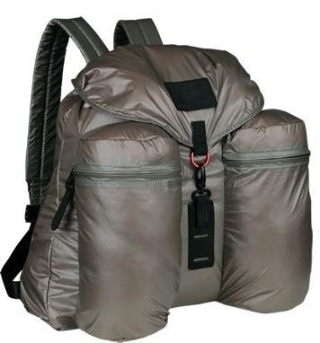 Рюкзак городской женский Nike London Backpack серый