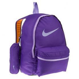 Фото 1 к товару Рюкзак детский Nike Young Athletes Halfday BTS Backpack сиреневый
