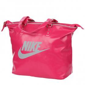 Сумка спортивная женская Nike Heritage SI Tote розовая