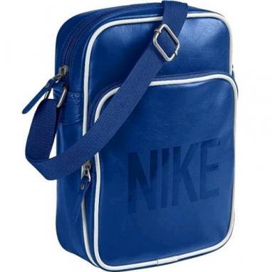 Сумка мужская Nike Heritage AD Small Items синяя