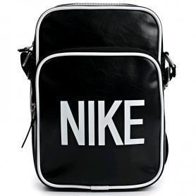 Фото 1 к товару Сумка мужская Nike Heritage AD Small Items черная с белым