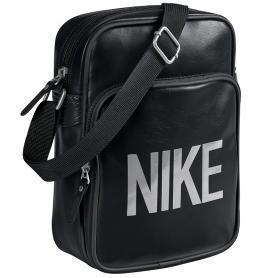 Фото 1 к товару Сумка мужская Nike Heritage AD Small Items черный с серым