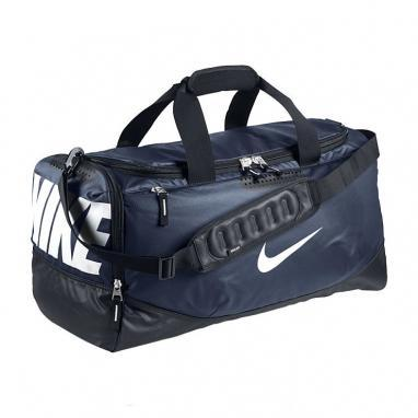 Сумка спортивная Nike Team Training Max Air Medium Duffel синяя